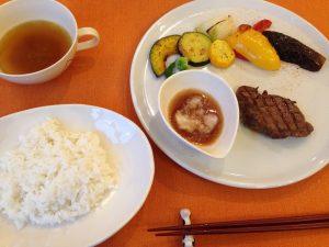 ホテル リゾートインニセコ 夕食