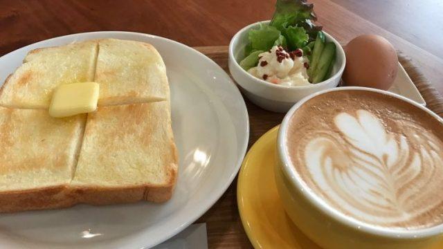 【松山カフェ】『THREE FISH Coffee(スリーフィッシュコーヒー)』のモーニングに行ってきました