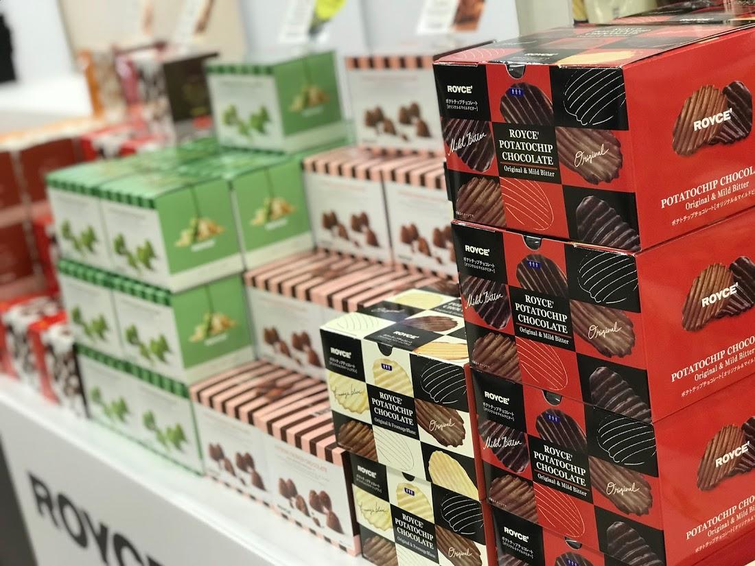 ROYCE'(ロイズ)ポテトチップチョコレート