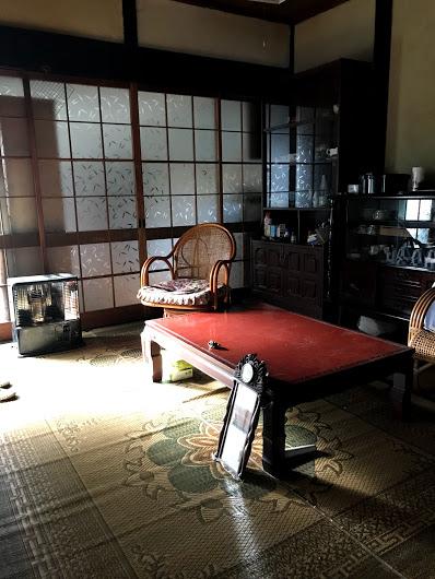 西田邸和室