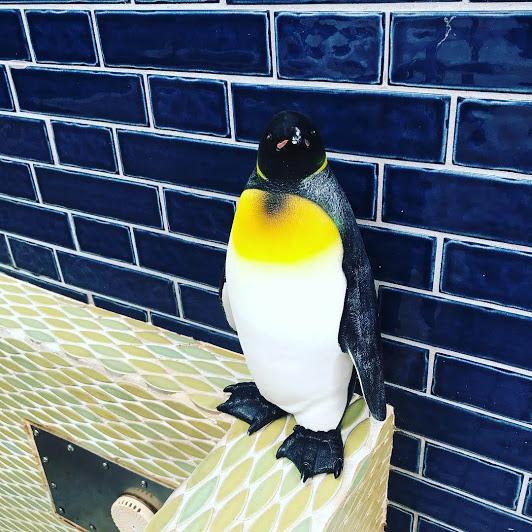 大正湯 ペンギン